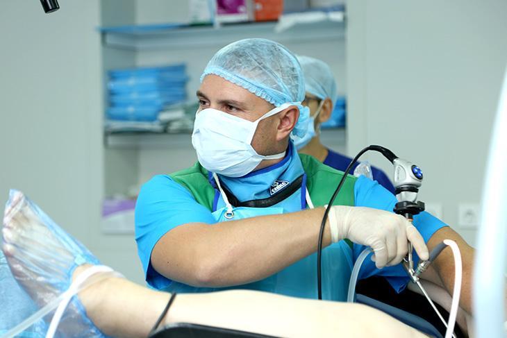 Хирургия Весельский Артем
