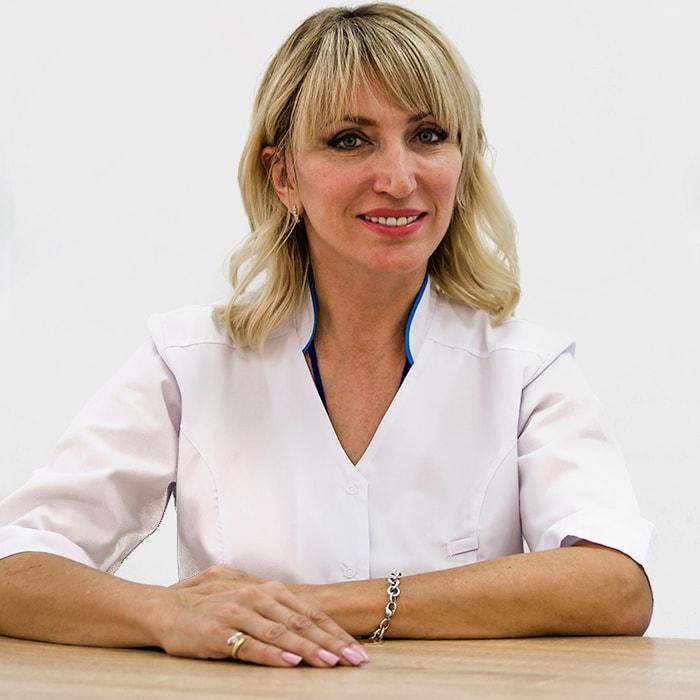 Доктор Чепель Жанна
