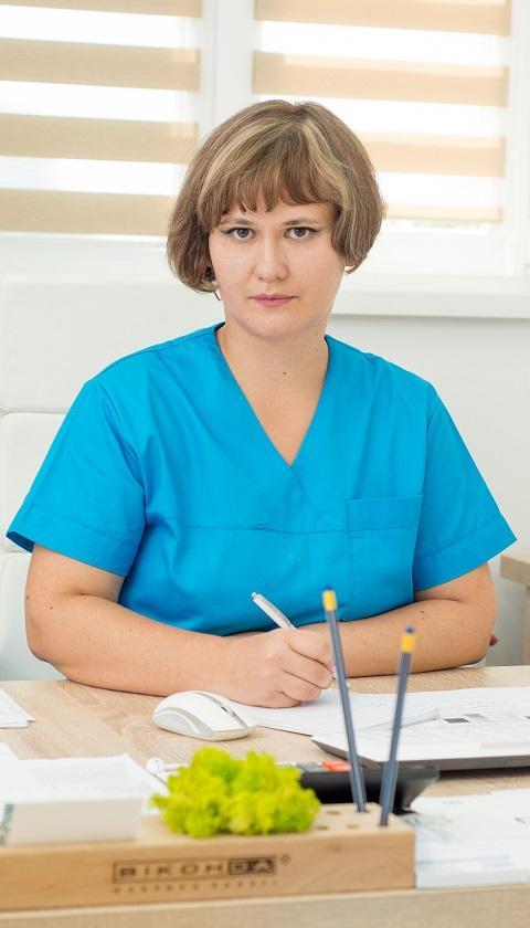 Доктор Клицунова Юлия