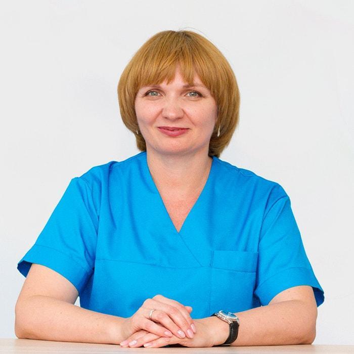 доктор Ходак Татьяна