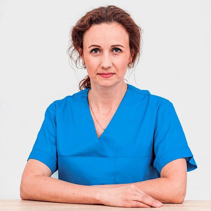 Доктор Хохлова Екатерина