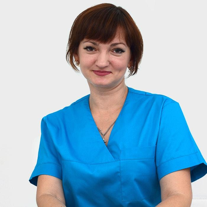 Доктор Олейник Наталья