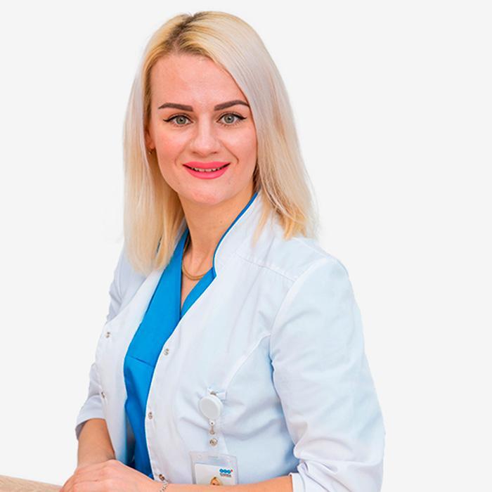 Доктор Доценко Анастасия