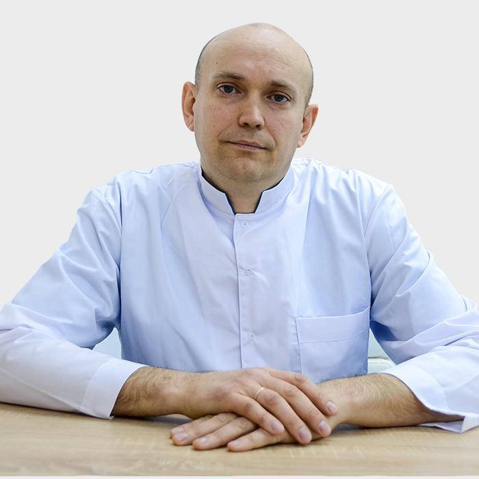 Доктор Якунич Андрей Николаевич