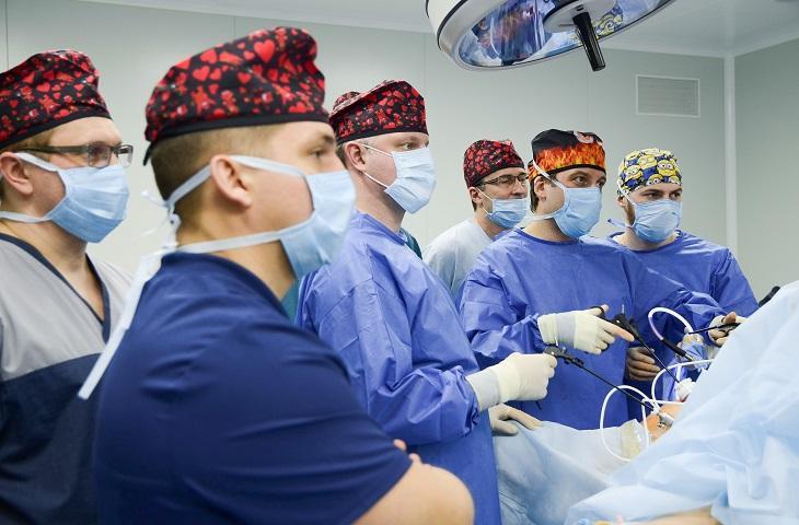 Мастер-класс по бариатрической хирургии