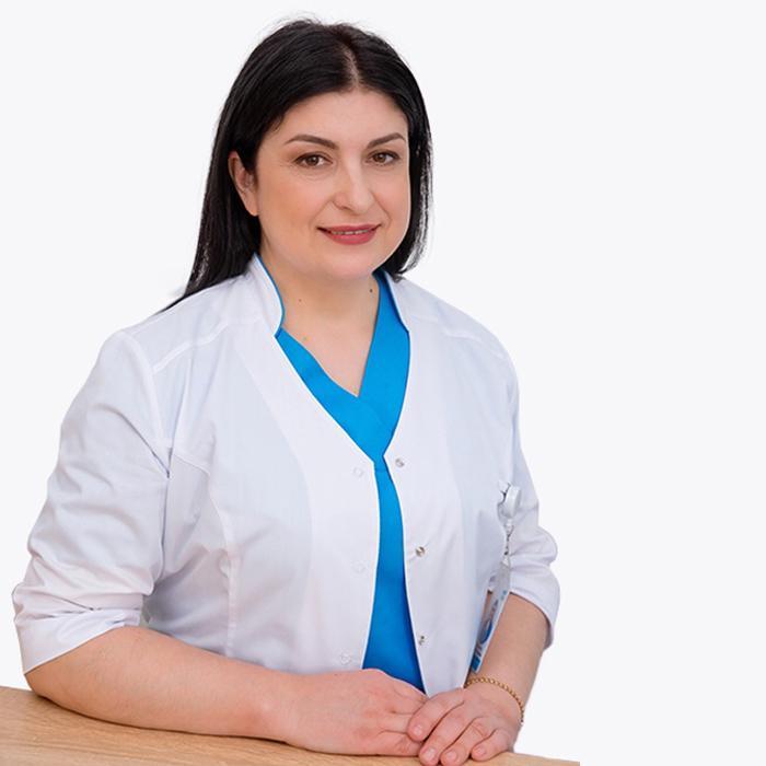 Доктор Дамаскина Татьяна