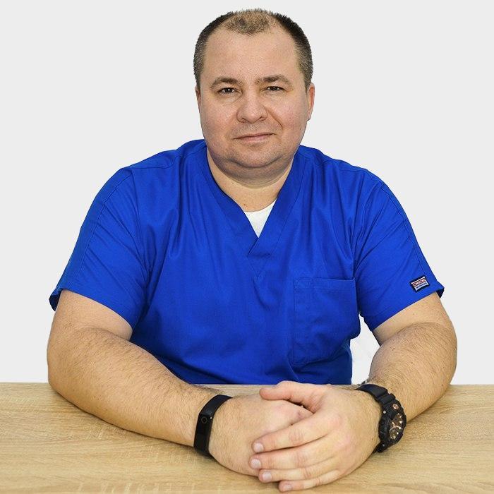 Доктор Губарь
