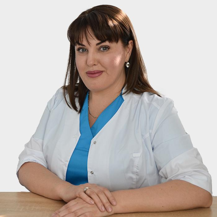 Доктор Охрименко