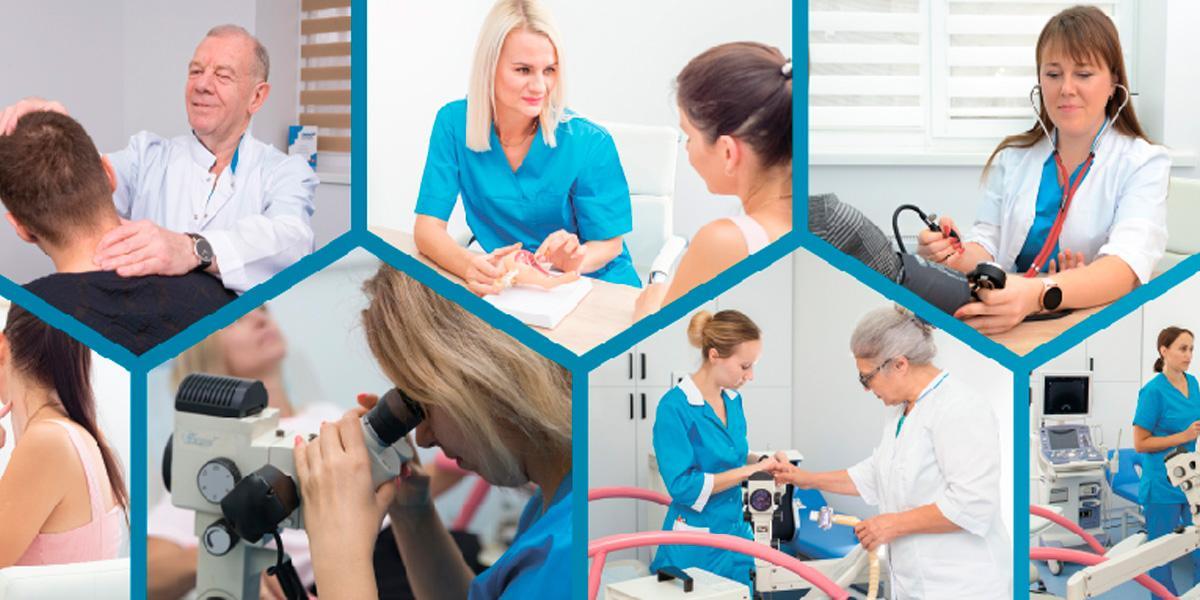 Открытие второго отделения поликлиники