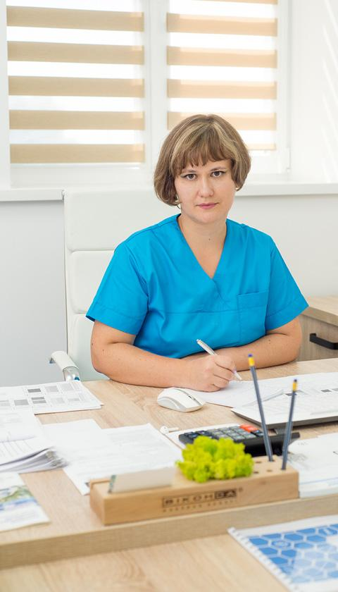 Клицунова Юлия Александровна