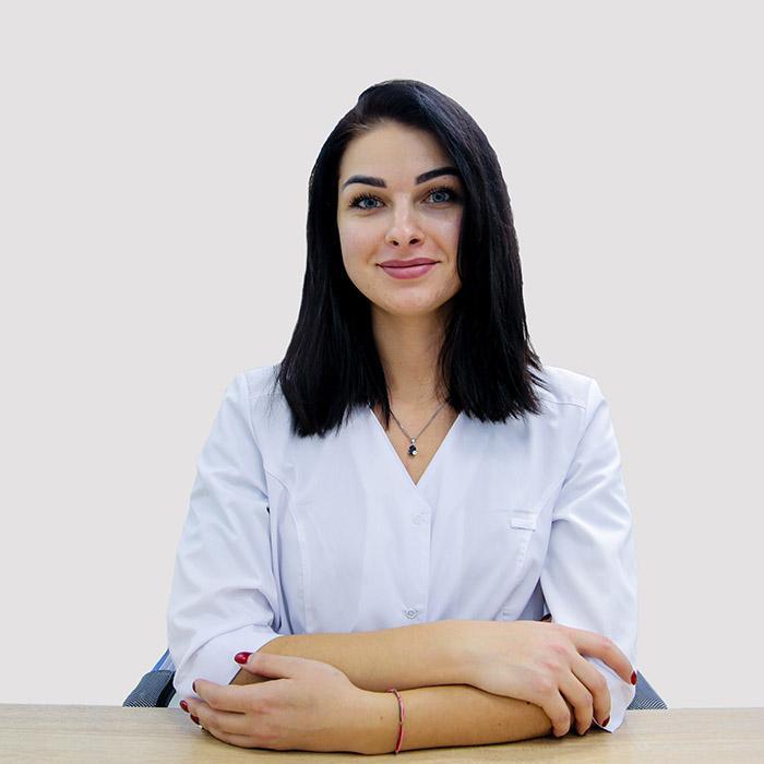 Харченко Ксения Романовна