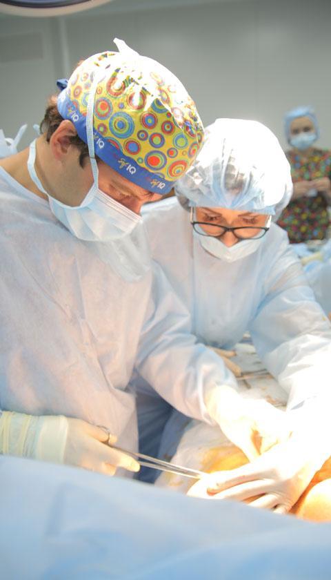 Эстетическая хирургия