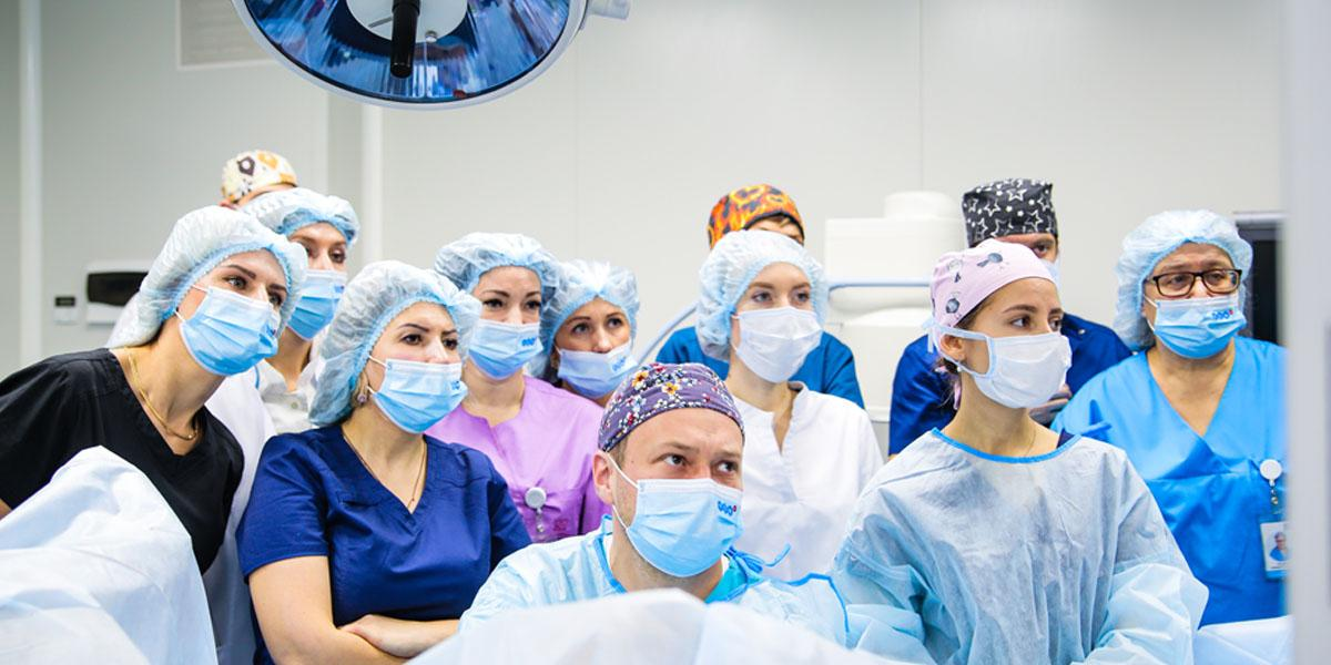Двухдневный мастер-класс для специалистов из области гинекологии