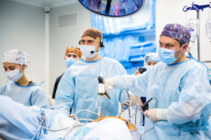 Мастер-класс по гинекологии