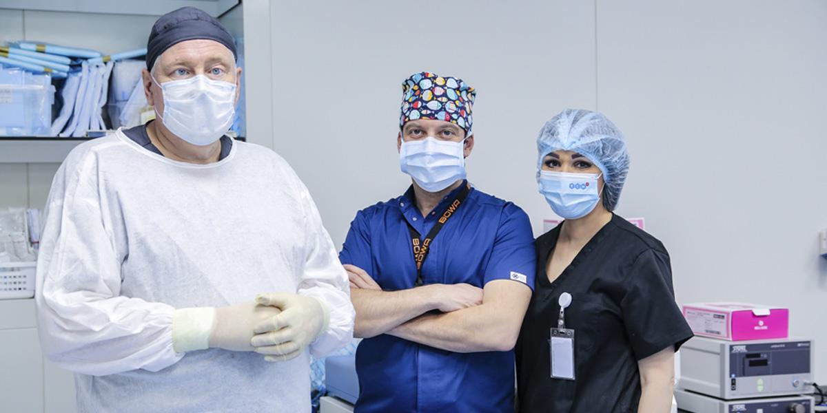 Мастер-класс по пластической хирургии