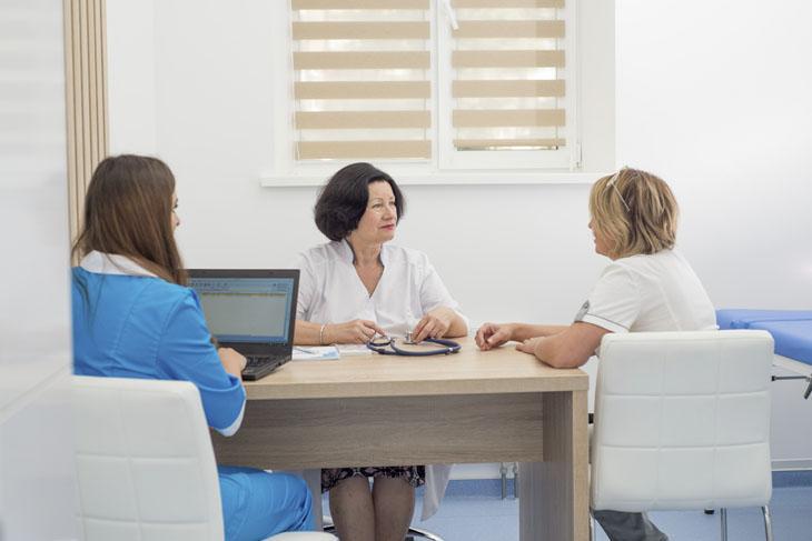 Прием врача гастроэнтеролога