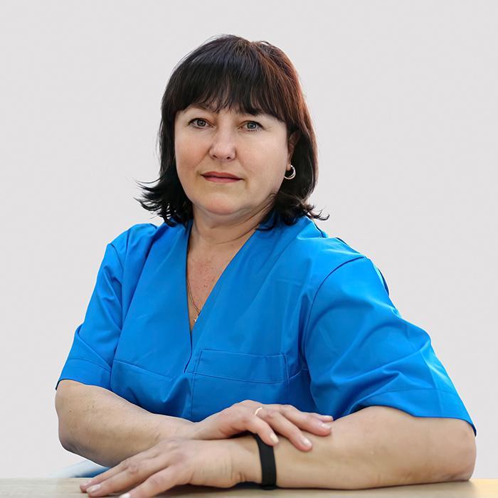 Брылева Вера Петровна