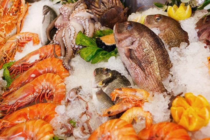 Морепродукты для здоровой кожи