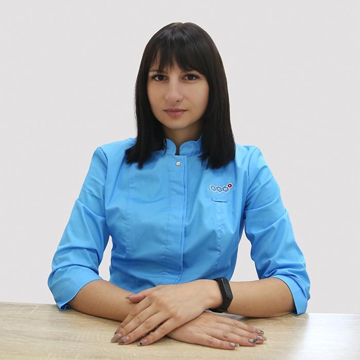 Крохмальная Елена Романовна