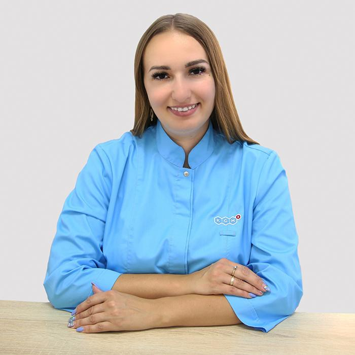 Кулик Ольга Алексеевна