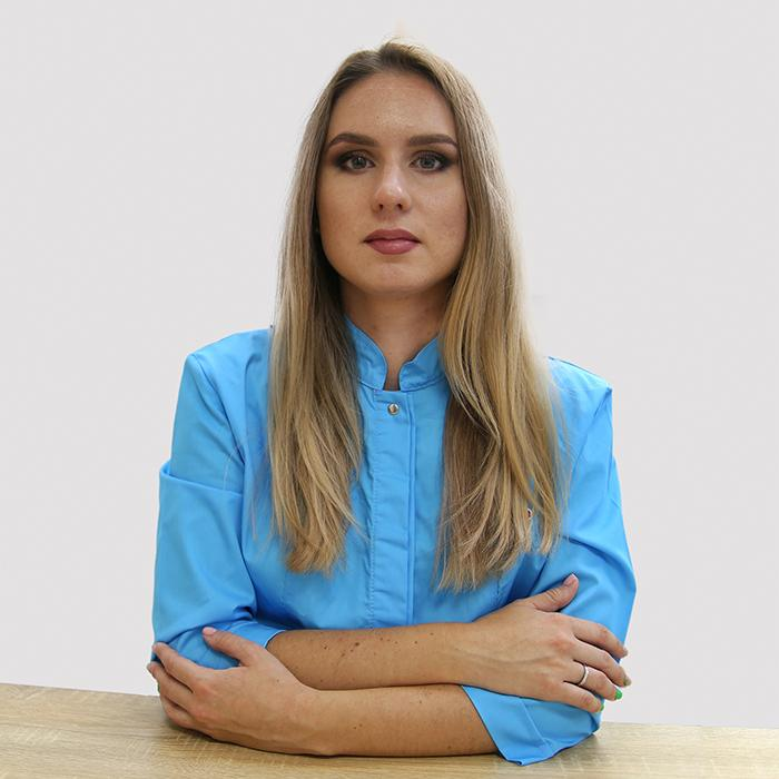 Смоляр Дарья Викторовна
