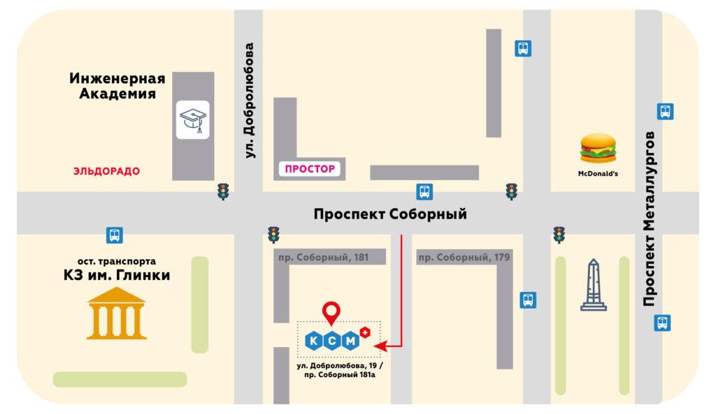Карта проезда на металлургов ру