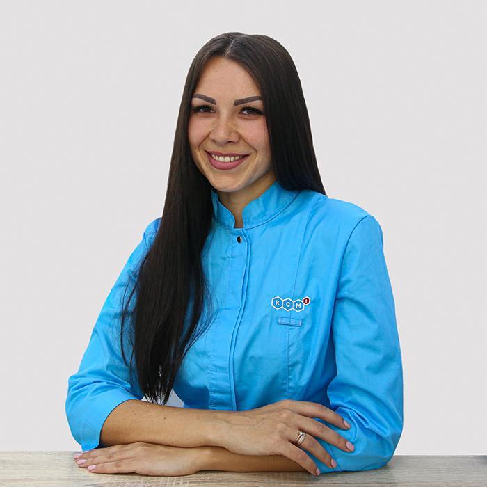 Катрич Анна Геннадиевна