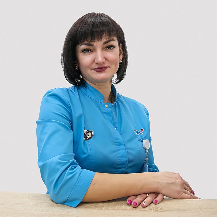 Олейник Наталья Сергеевна