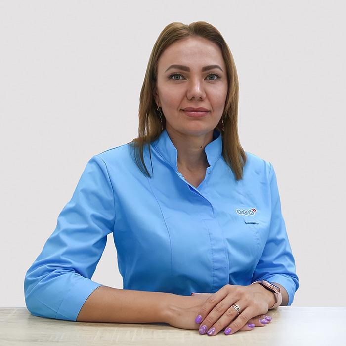 Фесенко Анна Валерьевна