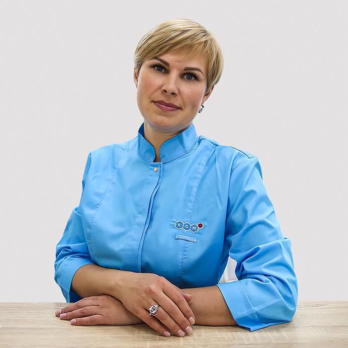 Новикова Виктория Владимировна